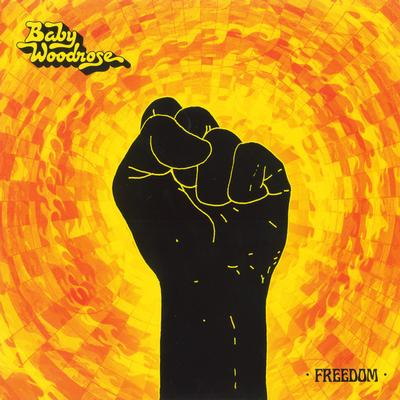 FREEDOM   limited to 1000 copies - 2nd press on red vinyl, insert with handwritten lyrics.