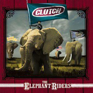 ELEPHANT RIDERS  180g Black vinyl