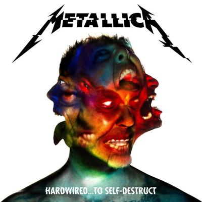 HARDWIRED...TO SELF DESTRUCT   2LP 180g