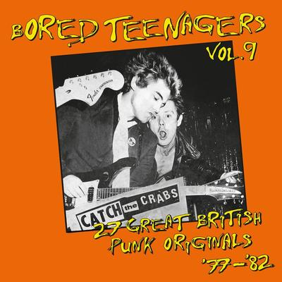VOL.9 COMPILATION    Rare UK Punktracks 77-82, incl. great booklet