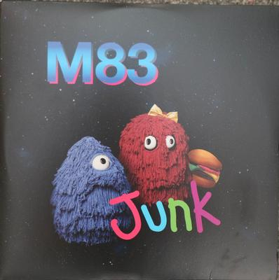 JUNK     180 Gram, Etched side D