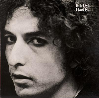 DYLAN, BOB - HARD RAIN Dutch Pressing (soc) (LP)