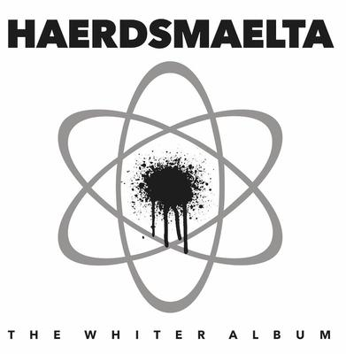 THE WHITER ALBUM    White vinyl, Limited edition 300 copies