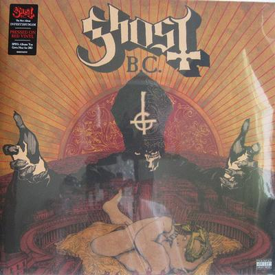 INFESTISSUMAM  European Edition in RED VINYL