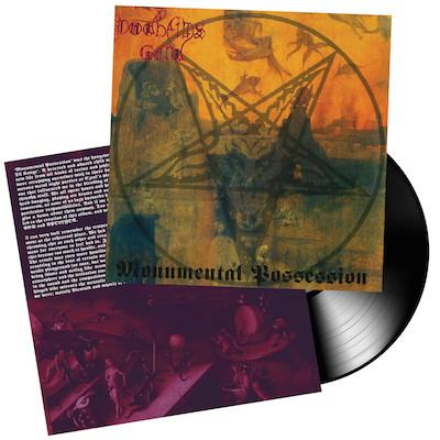 MONUMENTAL POSSESSION  180g reissue