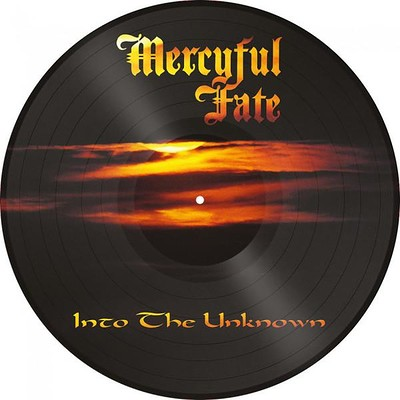 MERCYFUL FATE - INTO THE UNKNOWN Picture Disc, Lim.Ed 2000x (LP)