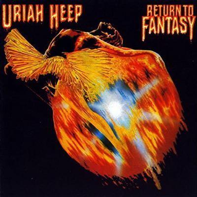 RETURN TO FANTASY   Re. in gatefold sleeve, 180 gram