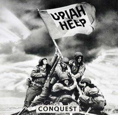 CONQUEST  RE-issue,  180 gram