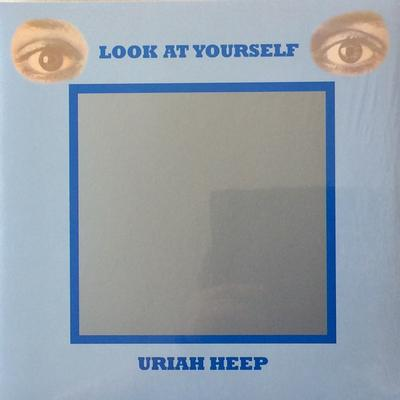 LOOK AT YOURSELF  RE-issue,  180 gram