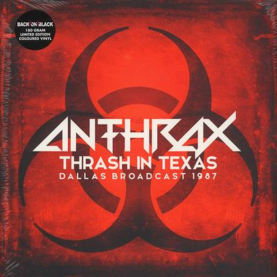 TRASH IN TEXAS  180g Red vinyl