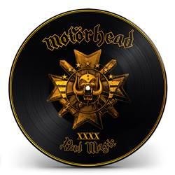 BAD MAGIC   Picture Disc , GOLD, Limited