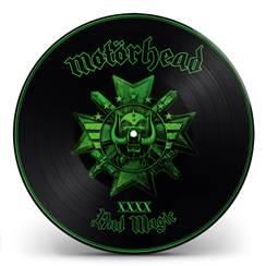 BAD MAGIC   Picture Disc , GREEN, Limited