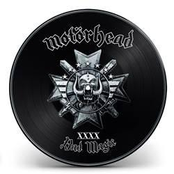 BAD MAGIC   Picture Disc , SILVER, Limited