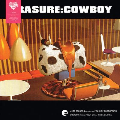 ERASURE - COWBOY   Vinyl reissue for 2007 album (2LP)