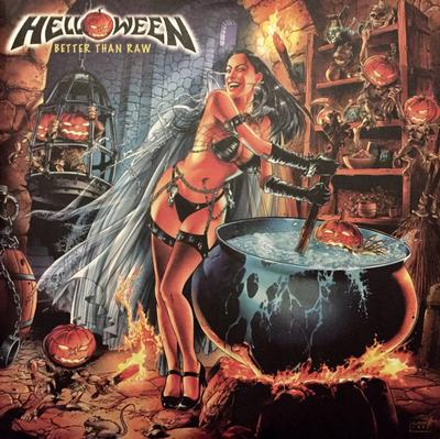 HELLOWEEN - BETTER THAN RAW  2x 180g vinyl reissue (2LP)