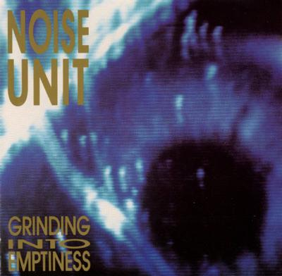 GRINDING INTO EMPTINESS  Blue vinyl LP+7""