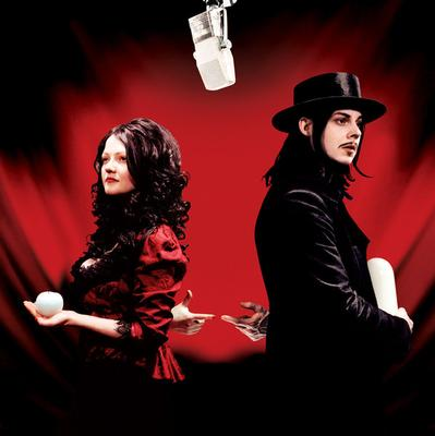 WHITE STRIPES - GET BEHIND ME SATAN  Finally officially released on vinyl (2LP)