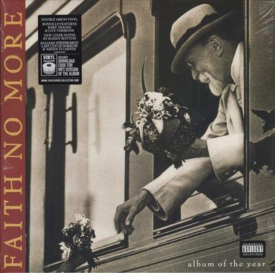 FAITH NO MORE - ALBUM OF THE YEAR  Double 180g (2LP)