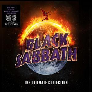 BLACK SABBATH - THE ULTIMATE COLLECTION   4xLP set (4LP)