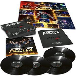 ACCEPT - RESTLESS & LIVE-BLIND RAGE-LIVE IN EU (4LP)