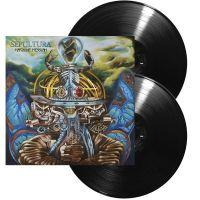 SEPULTURA - MACHINE MESSIAH  Black vinyl (2LP)