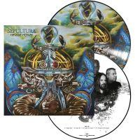 SEPULTURA - MACHINE MESSIAH  picture disc edition (2LP)