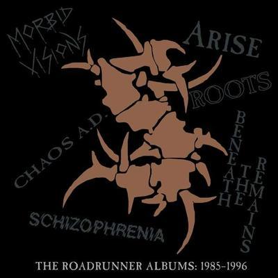 SEPULTURA - ROADRUNNER ALBUMS 1985-1996   6xLP Box (LP-BOX)