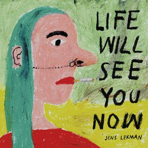 LEKMAN, JENS - LIFE WILL SEE YOU NOW Limited orange vinyl (LP)