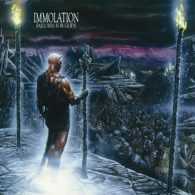 IMMOLATION - FAILURE FOR GODS  2017 reissue (LP)
