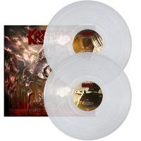 KREATOR - GOD OF VIOLENCE  Clear vinyl (2LP)