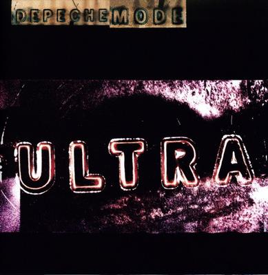 DEPECHE MODE - ULTRA  180g   2017 deluxe reissue (LP)