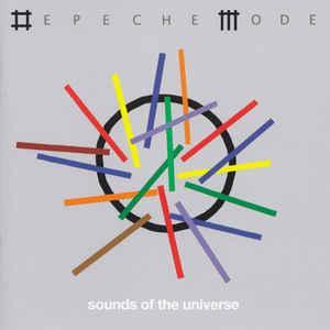 DEPECHE MODE - SOUNDS OF THE UNIVERSE  180g   2017 Reissue (2LP)