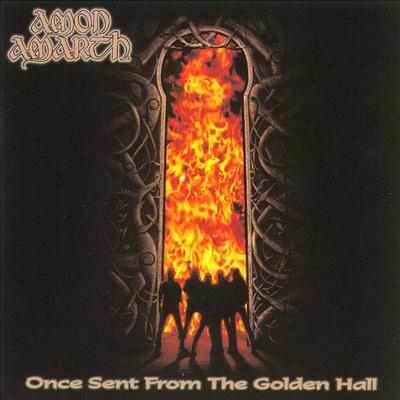 AMON AMARTH - ONCE SENT FROM THE GOLDEN HALL    2017 Reissue (LP)