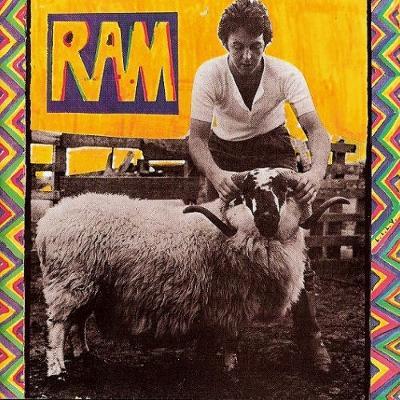 "McCARTNEY, PAUL AND LINDA - RAM UK Original Pressing With ""Important Notice..."" Innersleeve (LP)"