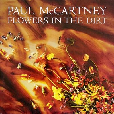 McCARTNEY, PAUL - FLOWERS IN THE DIRT Dutch pressing (LP)