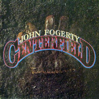 FOGERTY, JOHN - CENTERFIELD German pressing (LP)