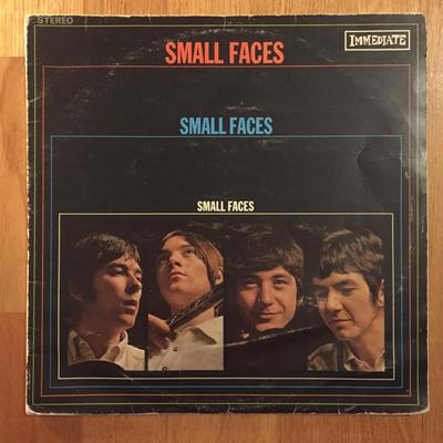 SMALL FACES - SMALL FACES UK Stereo Original Pressing (LP)