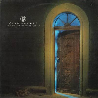 DEEP PURPLE - THE HOUSE OF BLUE LIGHT German Pressing With Innersleeve (LP)
