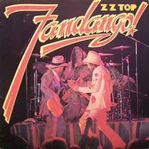ZZ TOP - FANDANGO! German re-issue (LP)