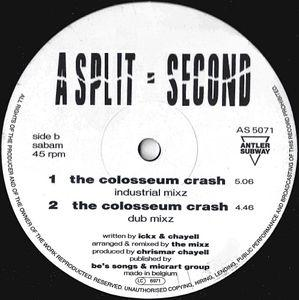 THE COLOSSEUM CRASH 92 MIXZ