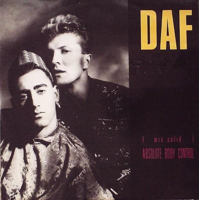 "DAF - ABSOLUTE BODY CONTROL UK 12"" maxi (12"")"