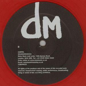 GOODNIGHT LOVERS Red Vinyl