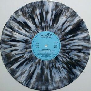 SHAKE THE DISEASE Grey Marbled Vinyl