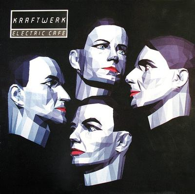KRAFTWERK - ELECTRIC CAFÉ European Pressing With Innersleeve (LP)