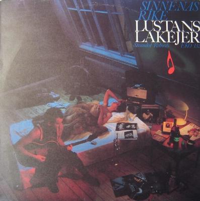 LUSTANS LAKEJER - SINNENAS RIKE Comes With Innersleeve (LP)