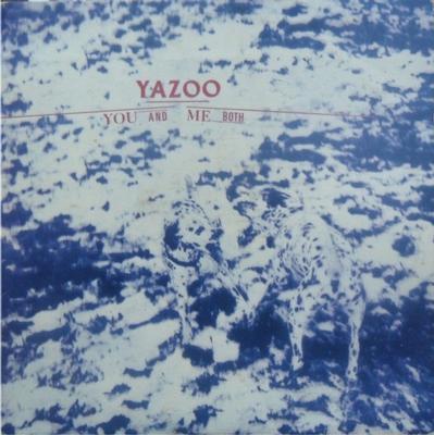 YAZOO - YOU AND ME BOTH Swedish pressing (LP)