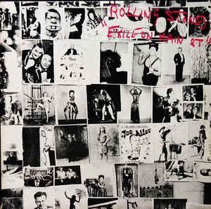 ROLLING STONES, THE - EXILE ON MAIN ST. Scandinavian pressing , Gatefold sleeve and innersleeves (2LP)
