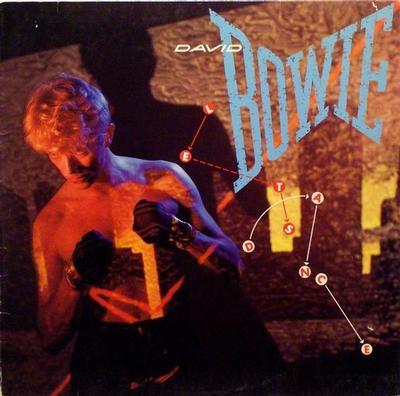 BOWIE, DAVID - LET''S DANCE Dutch pressing (LP)