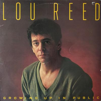 REED, LOU - GROWING UP IN PUBLIC (toc) (LP)