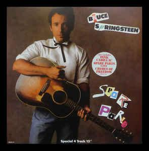 "SPRINGSTEEN, BRUCE - SPARE PARTS UK maxi single (12"")"